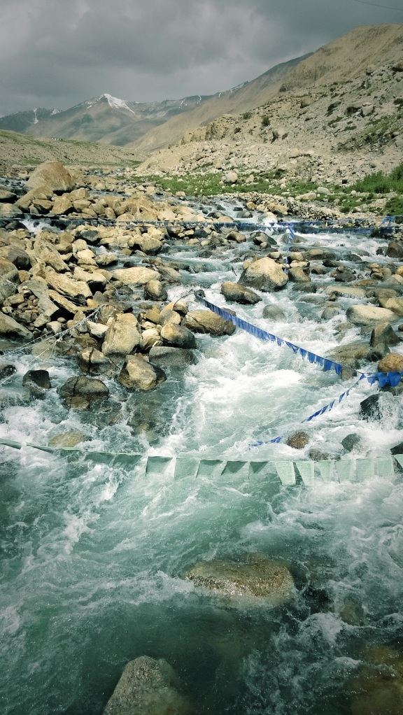 The fresh water streams of Nubra valley are stunning © Nisha D'Souza